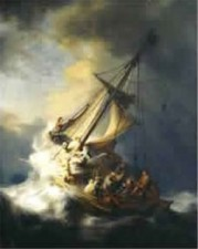 rembrant-ocean-boat