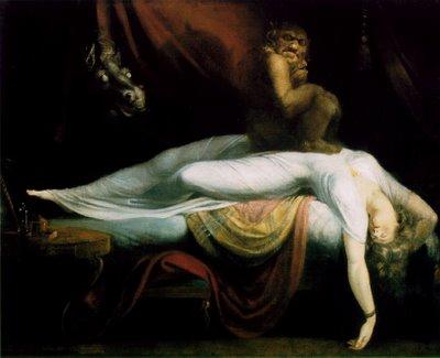 Sleep Paralysis and Spirits   dream studies portal