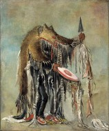 Bear-shaman-Nez-Perce-George-Catlin